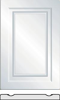 Regent Vinyl wrapped cabinet doors