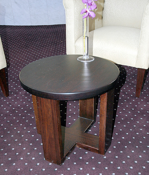 TABLES & COUNTERS - Coffee Table, Stained Tasmanian Oak