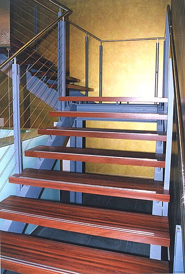 STAIRS - MLC Centre, Jarrah