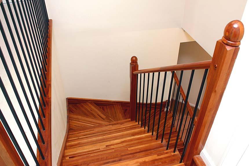 STAIRS - Domestic Stairs - Brushbox