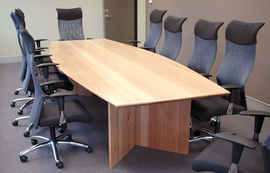 OFFICES & RECEPTIONS - Home Idea Centre - Victorian Ash