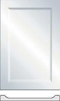 Flat Panel Plain cabinet doors