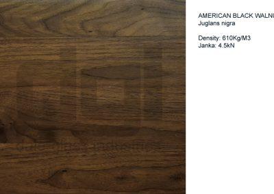 American Walnut (wide strips)