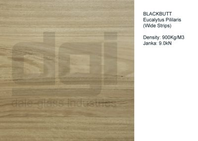 Blackbutt (wide strips)