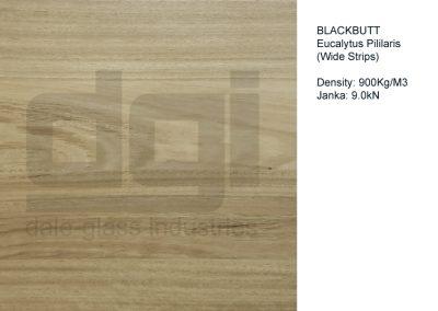 Blackbutt (wide strips)