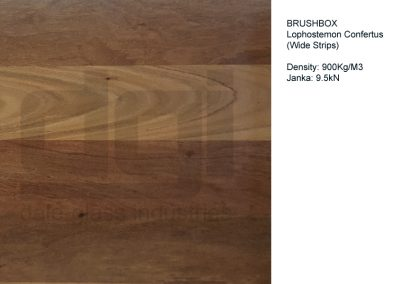 Brushbox (wide strips)