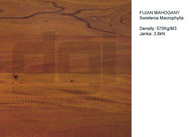 Fijian Mahogany