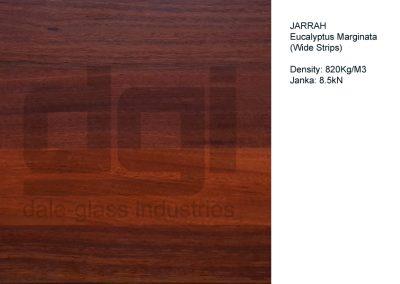 Jarrah (wide strips)