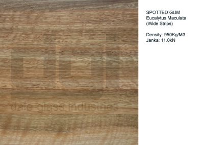 Spotted Gum (Wide Strips)