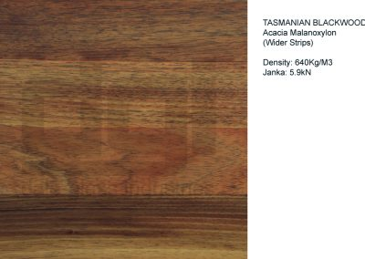Tasmanian Blackwood (wider strips)