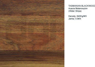 Tasmanian Blackwood (wider strips)